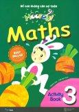 Hooray Maths - Để Con Không Còn Sợ Toán (Activity Book 3)