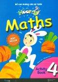 Hooray Maths - Để Con Không Còn Sợ Toán (Activity Book 4)