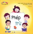 Combo Toán-Anh Cho Trẻ 4-6 Tuổi (Song Ngữ - Bộ 5 Cuốn) (Tặng Kèm Dậy Nào Bé Ơi)