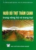 Nuôi Bò Thịt Thâm Canh Trong Nông Hộ Và Trang Trại