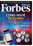 Forbes Việt Nam - Số 65 (Tháng 10/2018)