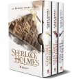 Sherlock Holmes  (Hộp 3 Cuốn)
