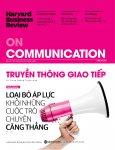 HBR - On Communication - Truyền Thông Giao Tiếp