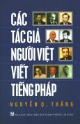Các Tác Giả Người Việt Viết Tiếng Pháp