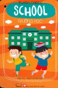 Flash Cards: School - Trường Học