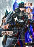 Biên Niên Sử Đế Chế Alexis - Tập 4