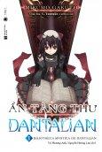 Ẩn Tàng Thư Dantalian - Tập 1 (Tặng Kèm Poster - Số Lượng Có Hạn)