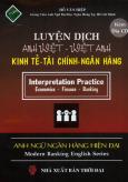 Luyện Dịch Anh Việt-Việt Anh Kinh Tế Tài Chính Ngân Hàng (Kèm 3 Đĩa CD)