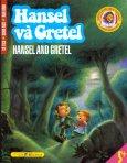 Cổ Tích - Song Ngữ - Dán Hình - Hansel Và Gretel