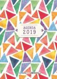 Sổ Tay Agenda 2019 (Phiên Bản Agenda Hoa Văn)