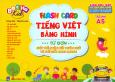 Flash Card Tiếng Việt Bằng Hình - Từ Đơn