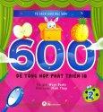600 Đề Tổng Hợp Phát Triển IQ - Tập 2