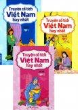 Combo Truyện Cổ Tích Việt Nam Hay Nhất (Bộ 3 Tập)