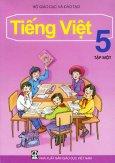 Bộ Sách Giáo Khoa Lớp 5 (2019) - Bài Học (Bộ 9 Cuốn)