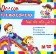 Tủ Sách Mầm Non - Dạy Con Từ Thuở Còn Thơ - Dành Cho Mẫu Giáo Bé (Trọn Bộ 8 Cuốn)