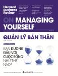 HBR - On Managing Yourself - Quản Lý Bản Thân