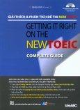 Giải Thích Và Phân Tích Đề Thi New TOEIC (Kèm 1 Đĩa CD)