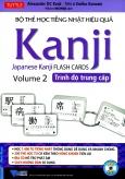 Bộ Thẻ Học Tiếng Nhật Hiệu Quả Kanji - Volume 2 (Trình Độ Trung Cấp) - Kèm 1 CD