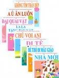 Toàn Tập Bước Khởi Đầu Cá Heo Nhỏ Dành Cho Nhi Đồng - Truyện Ngụ Ngôn Kinh Điển - Trọn Bộ (Bộ 10 cuốn)