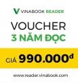 Gói 3 Năm Đọc Sách Trên Ứng Dụng Vinabook Reader