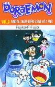 Doraemon - Vol.3 - Nobita Thám Hiểm Vùng Đất Mới