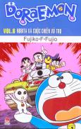 Doraemon - Vol.6: Nobita Và Cuộc Chiến Vũ Trụ