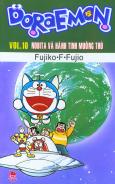 Doraemon - Vol.10 - Nobita Và Hành Tinh Muông Thú