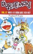 Doraemon - Vol.12 - Nobita Và Vương Quốc Trên Mây