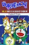 Doraemon - Vol.14 - Nobita Và Ba Chàng Hiệp Sĩ Mộng Mơ