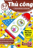 Giáo Dục Nhật Bản - Thủ Công (Tuổi 5-7)