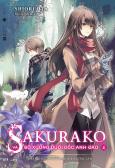 Sakurako Và Bộ Xương Dưới Gốc Anh Đào - Tập 4 (Bản Giới Hạn) (Tặng Bookmark, Sticker Và Postcard)
