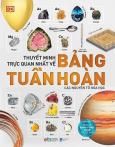 Thuyết Minh Trực Quan Nhất Về Bảng Tuần Hoàn Các Nguyên Tố Hóa Học (Bìa Cứng)