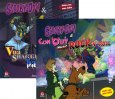 Scooby-Doo - Phiêu Lưu Mạo Hiểm - Vua Shaggunkamen Báo Thù - Con Quỷ Nhạc Rock 'N' Roll - Trọn Bộ 2 Tập