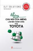 Những Câu Nói Cửa Miệng Làm Nên Thành Công Của Toyota