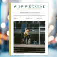 """Tạp Chí Wowweekend Vol 5 - Ấn Phẩm """"Những Câu Chuyện Thành Thị"""""""