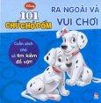 101 Chú Chó Đốm - Ra Ngoài Và Vui Chơi - Cuốn Sách Nhỏ Về Tìm Kiếm Đồ Vật!
