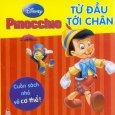 Pinocochio - Từ Đầu Tới Chân - Cuốn Sách Nhỏ Về Cơ Thể!