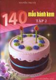 140 Mẫu Bánh Kem - Tập 2