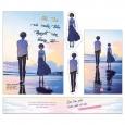 Tôi, Em Và Cuốn Tiểu Thuyết Còn Dang Dở - Tặng Kèm Bookmark Bo Hình + Đai Obi Bao Sách + Postcard