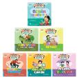 Bộ Sách Kỹ Năng Cho Trẻ Từ 1-6 Tuổi (Bộ 6 Cuốn)