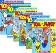 Tom Và Jerry - Chơi Thật Vui, Học Thật Nhanh - Trọn Bộ 6 Cuốn