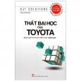 Thất Bại Học Của Toyota (Tái Bản 2021)