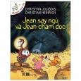 Jean Say Ngủ Và Jean Chăm Đọc
