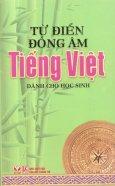 Từ Điển Đồng Âm Tiếng Việt Dành Cho Học Sinh