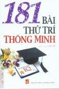 181 Bài Thử Trí Thông Minh