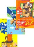 Bộ Chuyện Nhà Jean (Trọn Bộ 3 Cuốn)