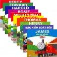 Bộ Truyện Tranh Thomas & Những Người Bạn - Trọn Bộ 10 Cuốn