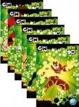 Cartoon Network Ben 10 - Trọn Bộ 6 Tập