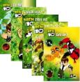 Cartoon Network Ben 10 - Trọn Bộ 5 Cuốn