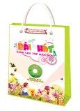 Tủ Sách Mầm Non - Bộ Túi: Bài Hát Dành Cho Trẻ Mầm Non (Tặng Kèm Đĩa CD)